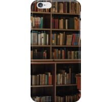 You can never have too many books.......... iPhone Case/Skin