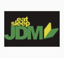 Eat. Sleep. JDM by boostedartwork