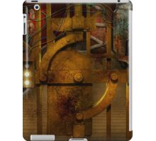 Steampunk - Dystopia - The Vault iPad Case/Skin