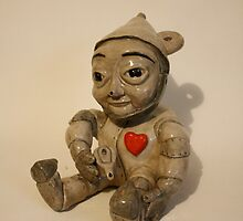 Tin man- Wizard of OZ by Liddle-Ideas