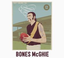 Bones McGhie - Richmond by Chris Rees