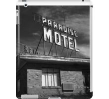 Route 66 - Paradise Motel iPad Case/Skin