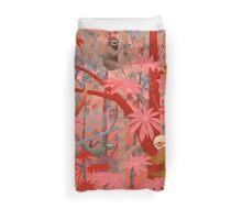Sid Wiggy Dreams in Technicolor Duvet Cover