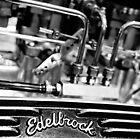 Edelbrock plumbing by Norman Repacholi
