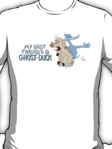 Best Friends Always Have Each Other's Backs (Even In The Afterlife) T-Shirt