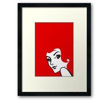 Red - Redheads Framed Print