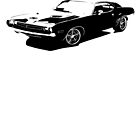 Dodge Challenger  by garts