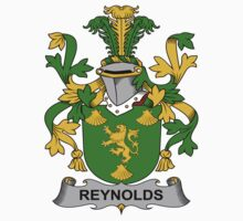 Reynolds Coat of Arms (Irish) by coatsofarms