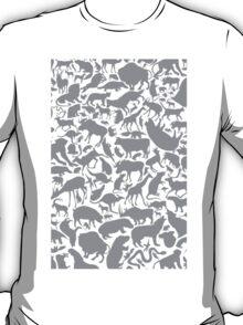 Background animals T-Shirt