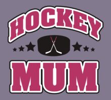 Hockey Mom by nektarinchen
