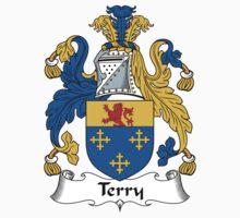 Terry Coat of Arms (Irish) by coatsofarms