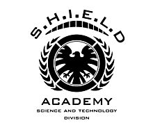 S.H.I.E.L.D Academy > Science and Technology Division Photographic Print