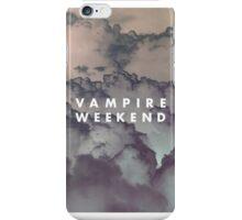 Vampire Weekend II iPhone Case/Skin