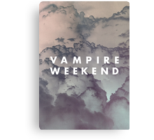 Vampire Weekend II Metal Print