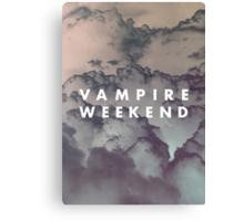 Vampire Weekend II Canvas Print