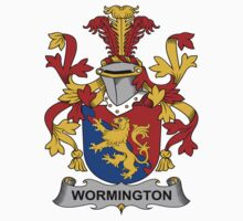 Wormington Coat of Arms (Irish) by coatsofarms