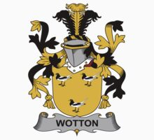 Wotton Coat of Arms (Irish) by coatsofarms