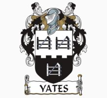 Yates Coat of Arms (Donegal, Ireland) by coatsofarms