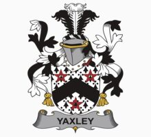 Yaxley Coat of Arms (Irish) by coatsofarms