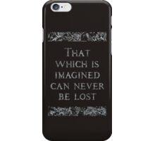 Imagined 80s Gothic iPhone Case/Skin