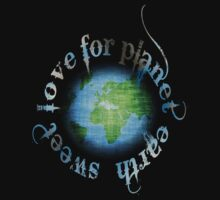 Sweet Love for Planet Earth by himmstudios