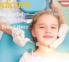 Affordable Medicare Child Dental Scheme by Wentworthville