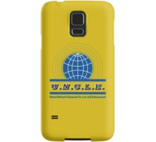 The Man From UNCLE Samsung Galaxy Case/Skin