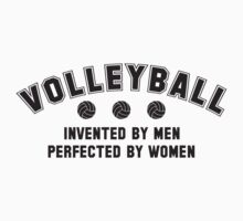 Volleyball - invented by men, perfected by women by nektarinchen