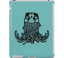 Swami hippy iPad Case/Skin
