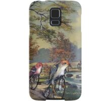 Approaching the Finch Line Samsung Galaxy Case/Skin