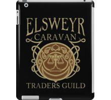 Elsweyr Traders Guild iPad Case/Skin