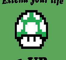 Extend your life by Pakitos