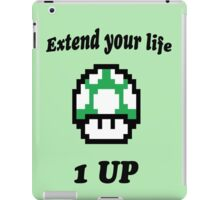 Extend your life iPad Case/Skin