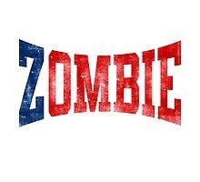 Zombie by ixrid