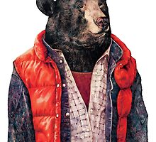 Bear to the Future by AnimalCrew
