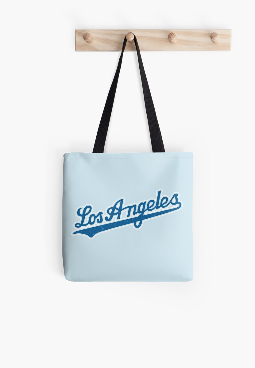 Los Angeles Baseball Logo by ixrid