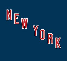 New York Jersey Logo by ixrid