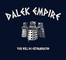 Dalek Empire (Doctor Who) by ixrid