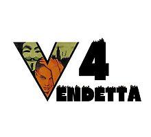 V For Vendetta by ixrid
