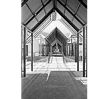 Claremont College, Hobart Photographic Print