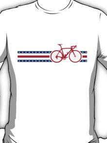 Bike Stripes USA T-Shirt