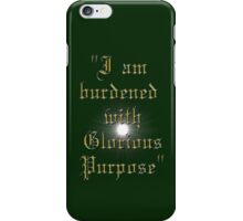 Loki's Burden iPhone Case/Skin