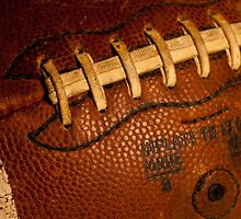 The Leather Football by David Patterson