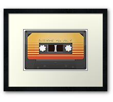 The Guardians of the Galaxy Framed Print
