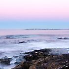 A New Dawn Over Robben Island, South Africa by SeeOneSoul