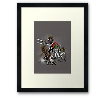 Guardians of the Stars Framed Print