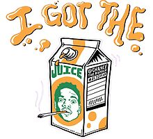 Chance The Rapper Acid Rap I got The Juice by kadal