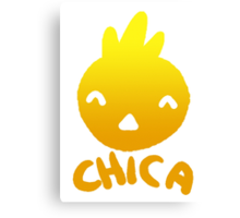 Chica the Chicken Canvas Print