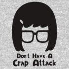 Tina - [Crap Attack] Bob's Burgers minimalist design by Hrern1313
