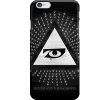 Siouxie and the Banshees, Studded all seeing eye iPhone Case/Skin